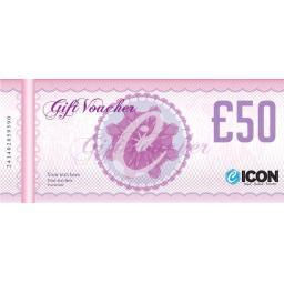 £50 ICON GIFT VOUCHER