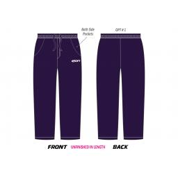 ICON SPORTS UK T20 Cricket Trouser Navy.png
