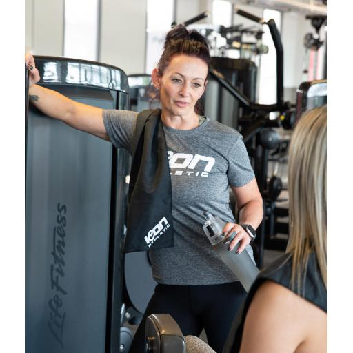 ICON Athletic Microfibre Quick Dry Fitness Towel