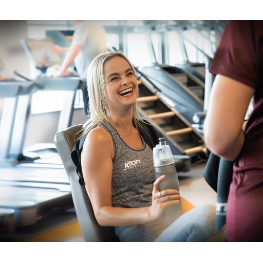 ICON Athletic Fitness 'Spray & Refresh' Bottle