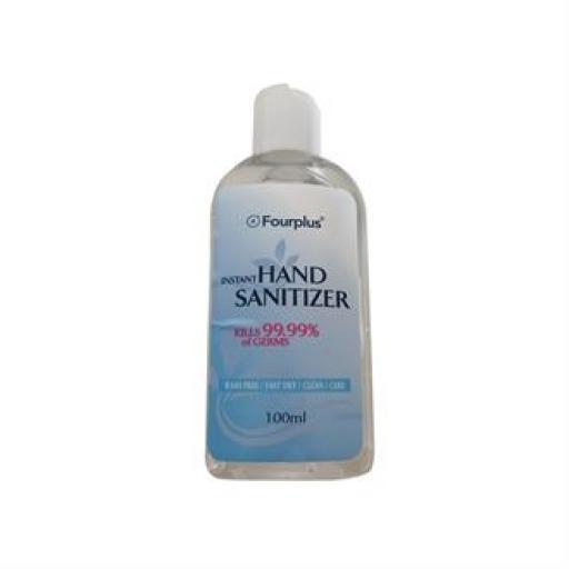 Antibacterial hand sanitiser