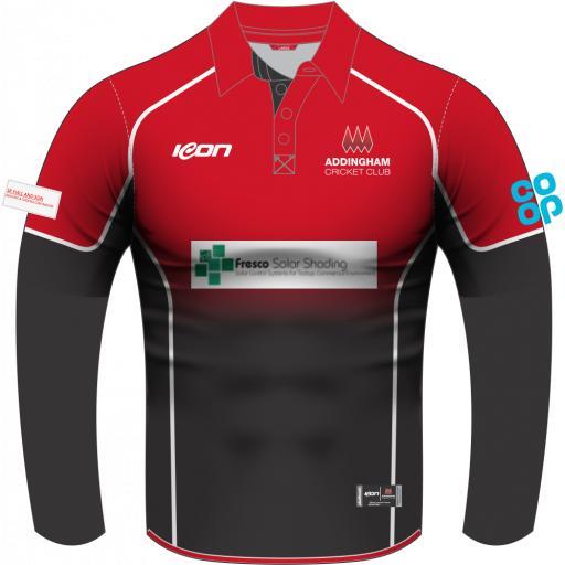 Addingham CC T20 Shirt - Long Sleeve