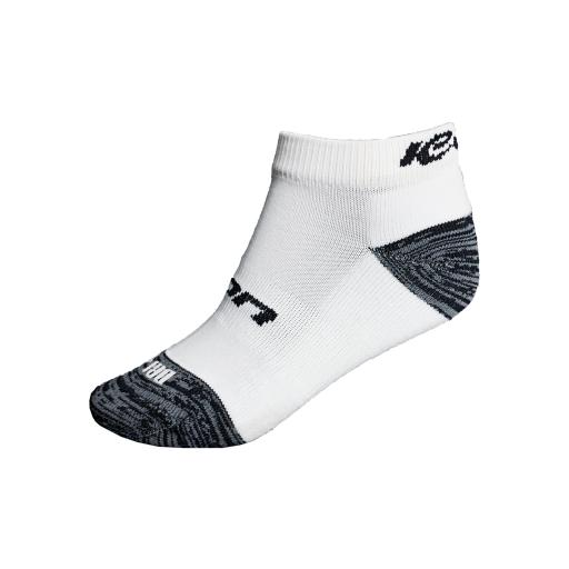 Icon PRO Performance Dri-Tec White Ankle Socks (2 Pairs)