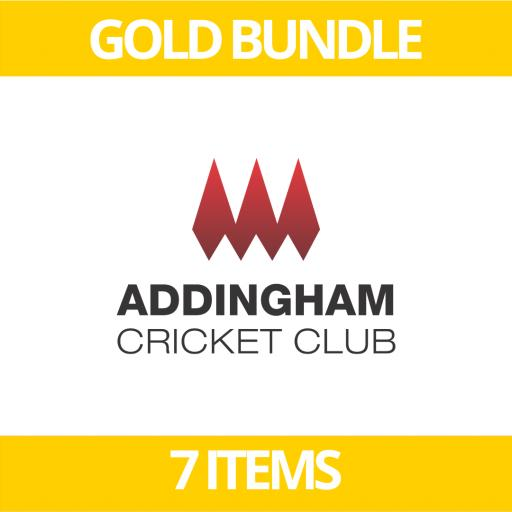 Addingham CC Gold Bundle