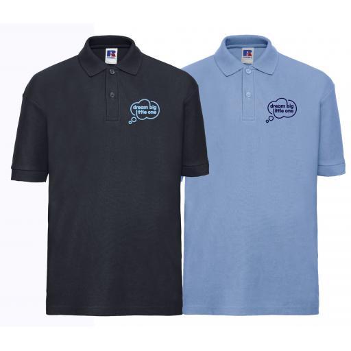 DBLO Kids Premium Polo Shirt