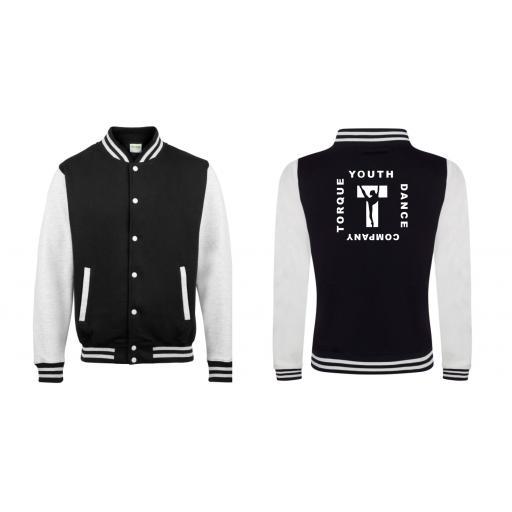 Torque Dance 'Standard' Varsity Jacket