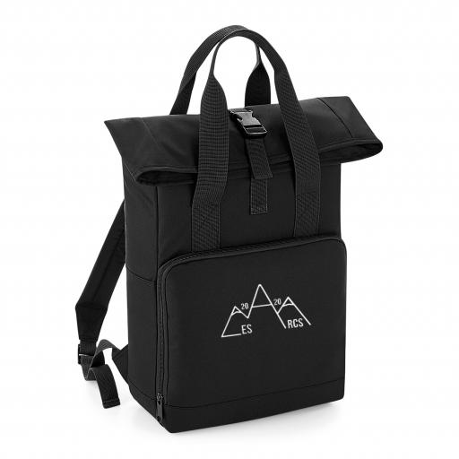 DCU Trip Roll Top Backpack