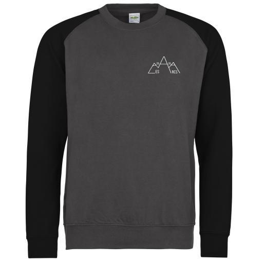 DCU Trip Baseball Sweatshirt