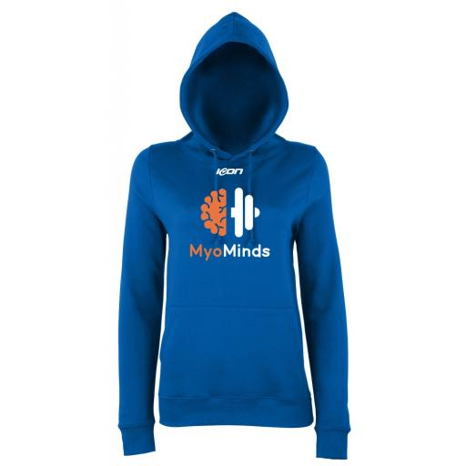 MyoMinds Sports Hoodie - Womens