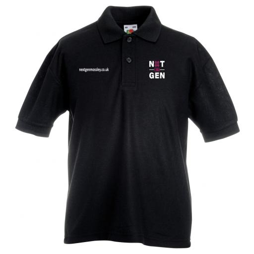 Next Gen 65/35 Pique Polo Shirt