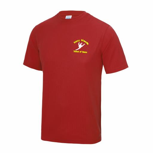 Mary Woods SoD Performance T-Shirt