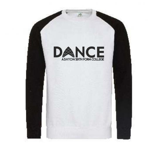 ASFC Dance Baseball Sweatshirt