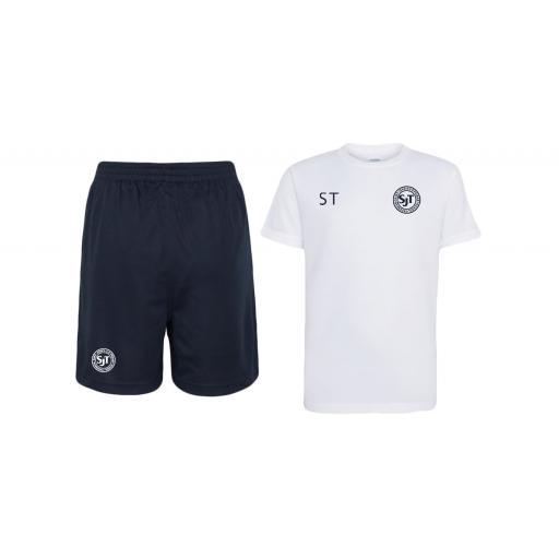 St John's CE Thornham Primary shorts and T Bundle