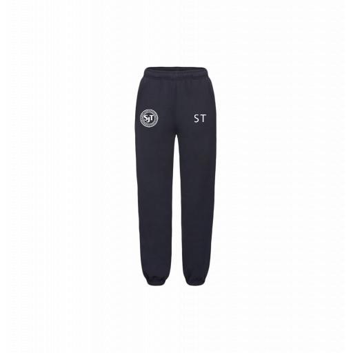 St John's CE Thornham Primary premium elasticated cuff jog pants