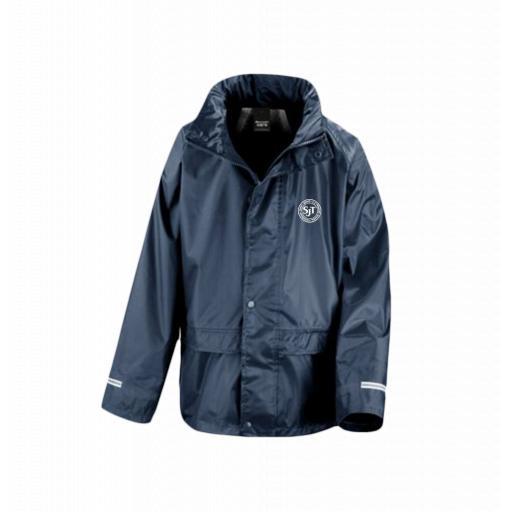 St John's CE Thornham Primary Core junior rain suit