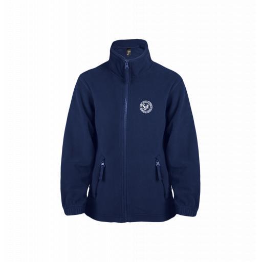 St John's CE Thornham Primary SOL'S Kids North Fleece Jacket