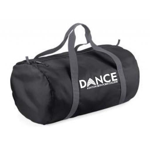 ASFC Dance Barrel Bag