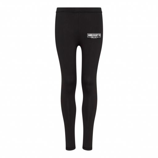 Saddleworth Drama Centre Girlie Athletic Pants - Children's