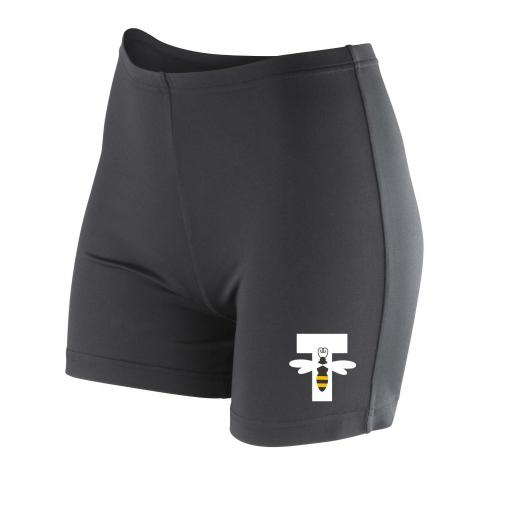 Torque Dance 'Bee' Shorts