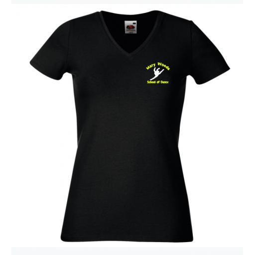 Mary Woods SoD Women's V-Neck T-Shirt