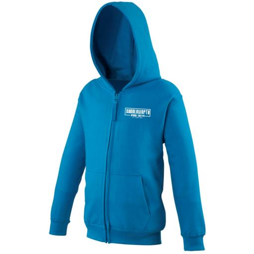 Saddleworth Drama Centre Zipped Hoodie - Children's