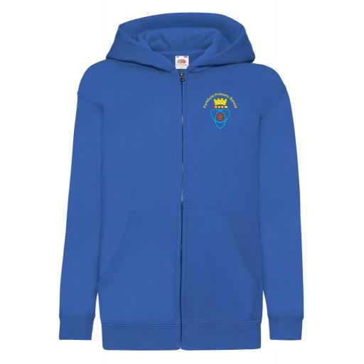 Parkfield Primary School Pupils Zipped Hoodie