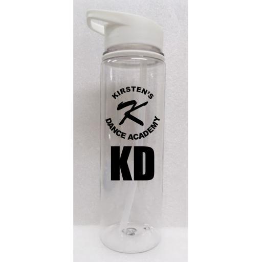 Kirstens Dance Academy Water Bottle